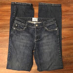 White House Black Market  Blanc Jeans  ~ A130